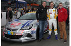 #305, Opel Astra OPC Cup , 24h-Rennen Nürburgring 2013, Thomas Sedran, Christian Gebhardt, Jens Katemann