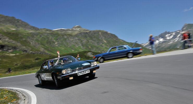 Jaguar XJ-SC von Prinzessin Diana, Lady Di