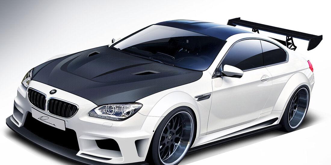 Lumma CLR 6 M BMW M6 Tuner 2012