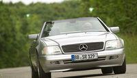 Mercedes-Benz SL 600, , Frontansicht