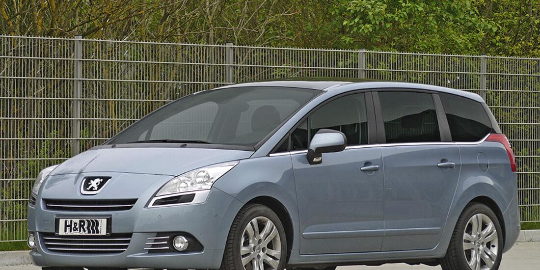 Tieferlegung H&R Peugeot 5008