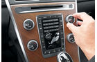 Volvo XC60 D5 AWD, Mittelkonsole