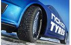 Winterreifen, Spikes, Nokian, Audi RS6