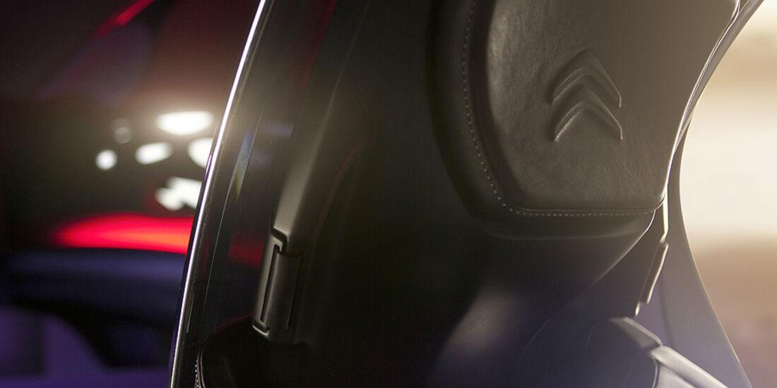 00/2011 IAA 2011 Citroen Tubik Conceptcar, Fahrerplatz