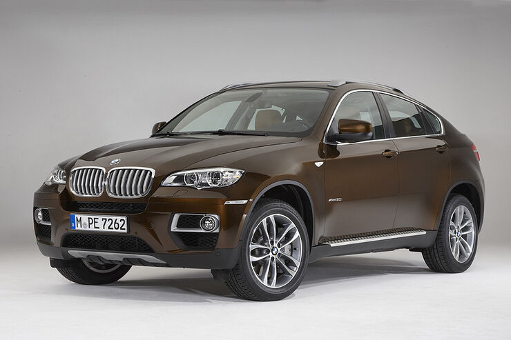 01/2012, BMW X6 2012 Facelift