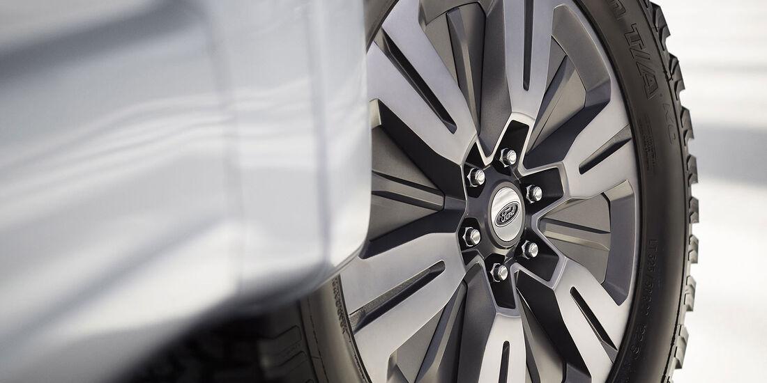 01/2013 Ford Atlas Concept, Felge