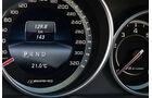 01/2013 Mercedes E-Klasse E 63 AMG Limousine, Innenraum