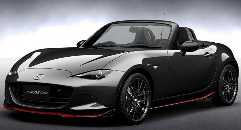 01/2016 Mazda MX-5 Tokio Auto Salon