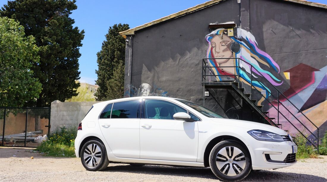 01 / 2018, VW e-Golf