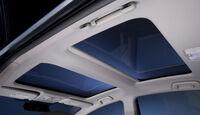 0111, Toyota Prius V, Glaspanoramadach