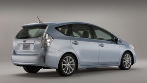 0111, Toyota Prius V