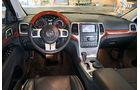 0111, ams 01/2011, Jeep Grand Cherokee 3.6 V6 Overland, Innenraum
