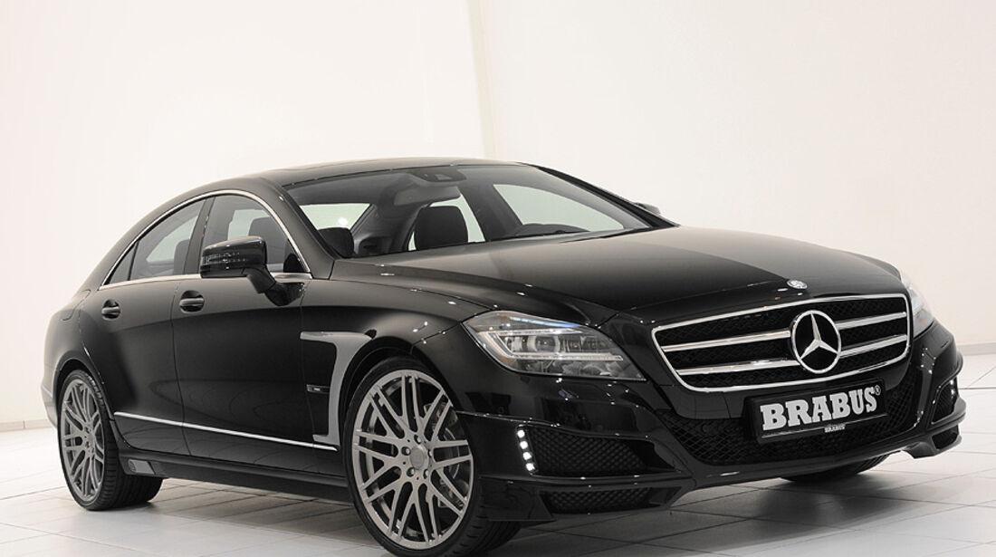 02/11 Brabus Mercedes CLS