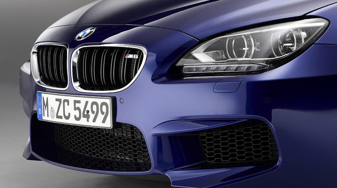 02/2012 BMW M6 Cabrio, Front