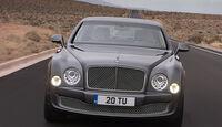 02/2012 Bentley Mulsanne