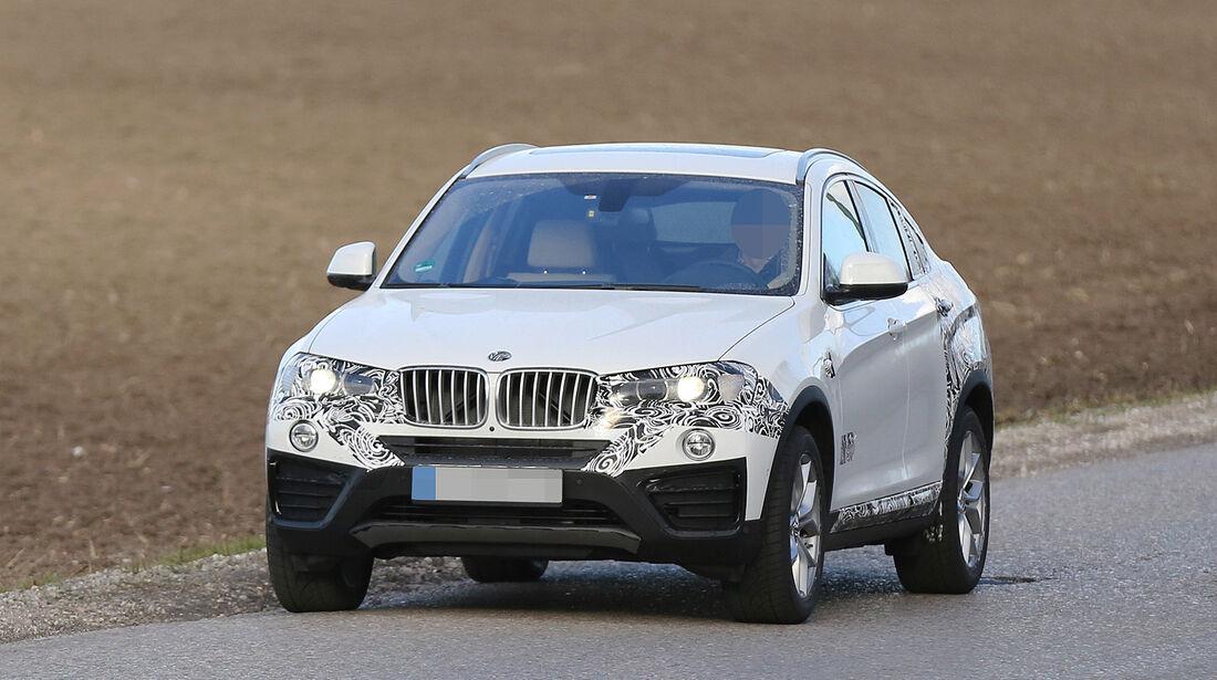 02/2014,Erlkönig,BMW X4
