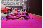 02/2016, Autosalon Genf 2016 Aufbau