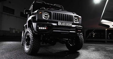 02/2019, Wald International Suzuki Jimny Black Bison Edition