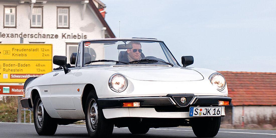 03/11 Auto-Biografie Jens Katemann, Alfa Romeo Spider