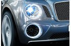 03/2012, Bentley EXP9 SUV Genf, Scheinwerfer