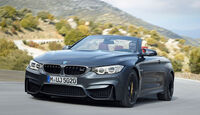 03/2014 BMW M4 Cabrio Sperrfrist 4.4.2014 00.00 Uhr