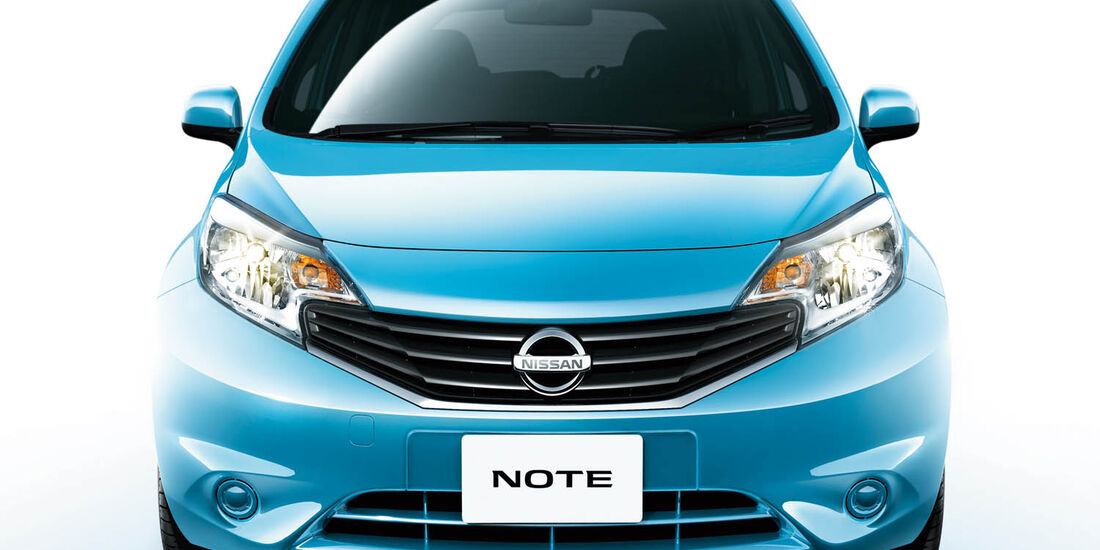 03/2014, Nissan Note Japan