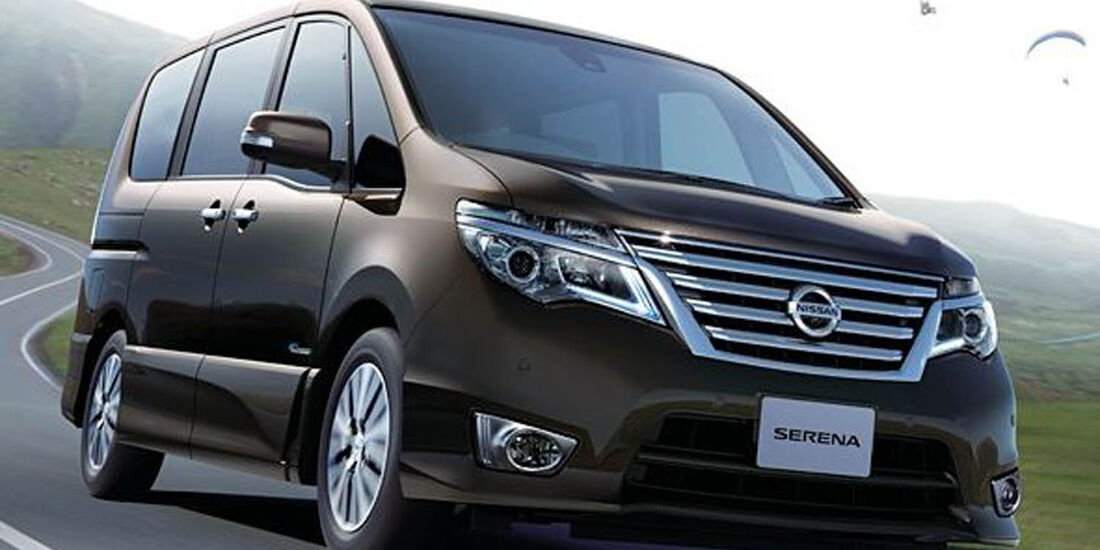 03/2014, Nissan Serena Japan