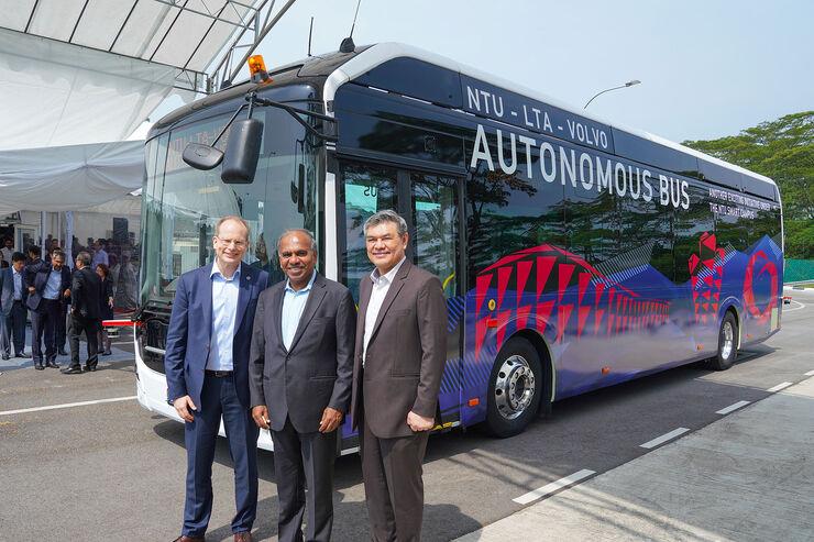 03/2019, Volvo 7900 Electric