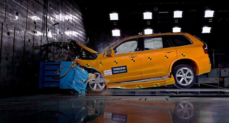 03/2019, Volvo Verkehrssicherheit