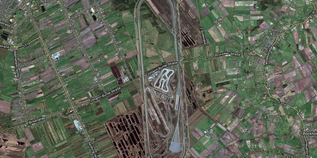 04/2012, Teststrecke, Daimler Papenburg