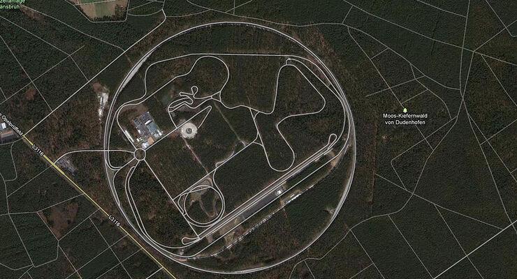 04/2012, Teststrecke, Opel Dudenhofen