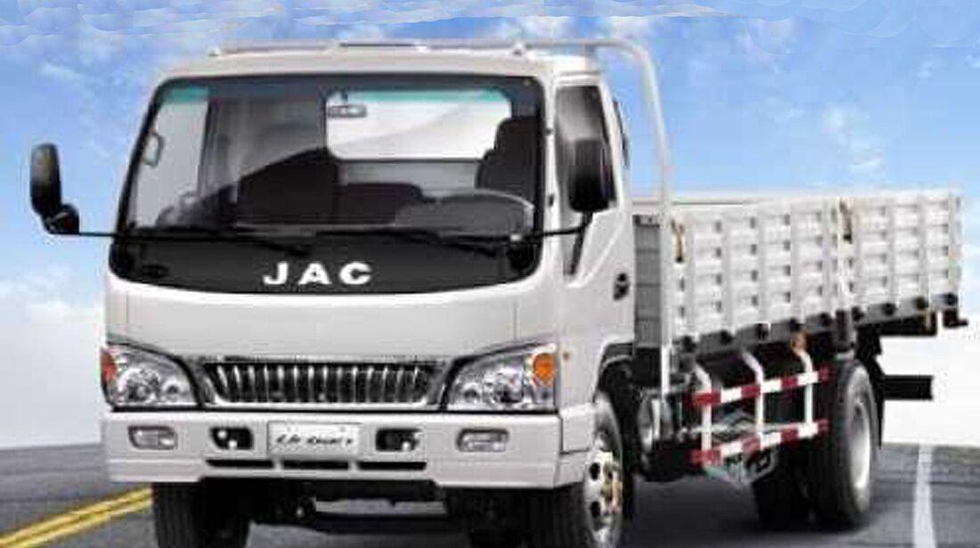 04/2014, China, JAC HFC 1061