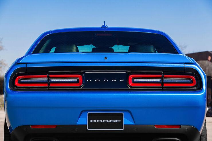 Dodge Challenger auf der New York Auto Show: Im Fitness ...