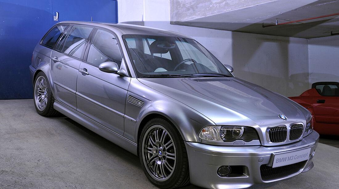 05/11 BMW M GmbH, Prototypen, BMW M3 Touring E46