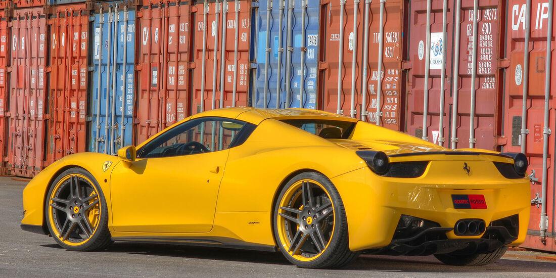 05/2012, Novitec Rosso Ferrari 458 Spider