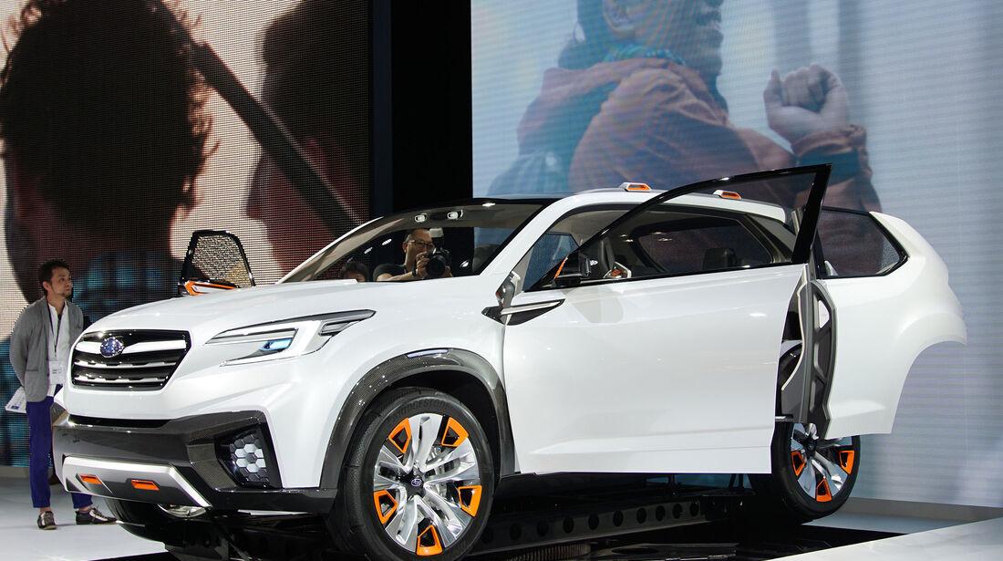 05/2015, Tokio Motor Show 2015 Subaru Viziv