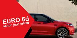 05/2019, Land Rover Discovery Sport mit Euro 6d-Störer