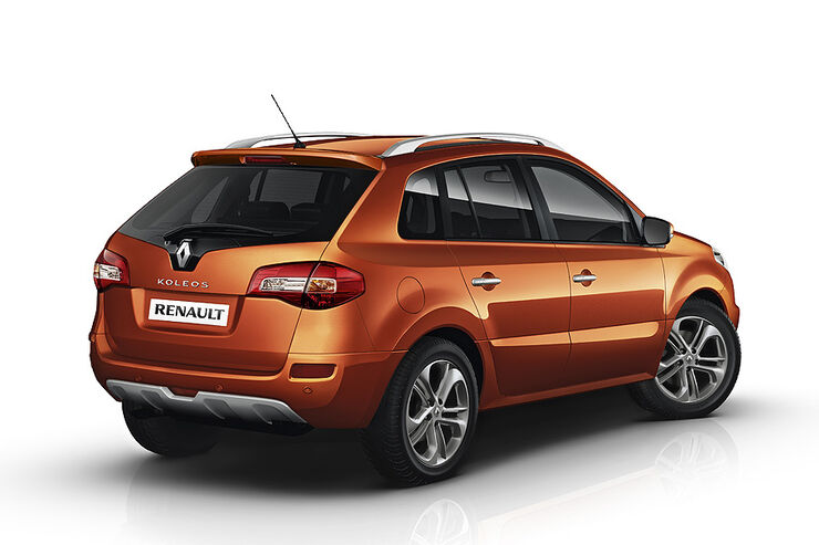 06/2011 Renault Koleos