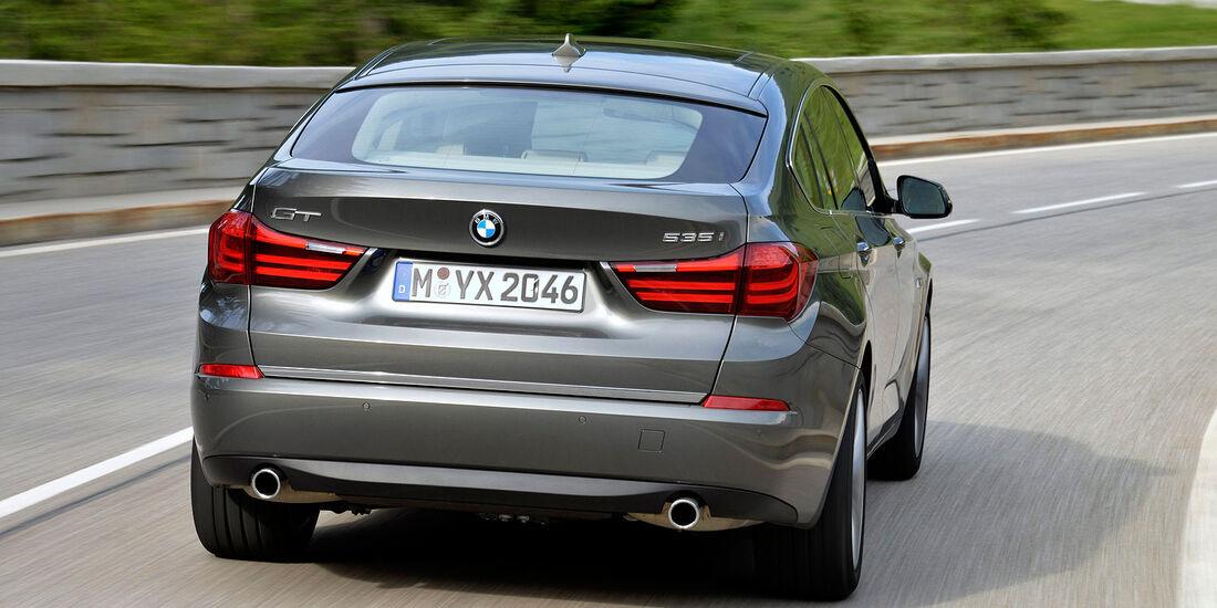 06/2013, BMW 5er GT, Fahrbericht BMW 535i Gran Turismo