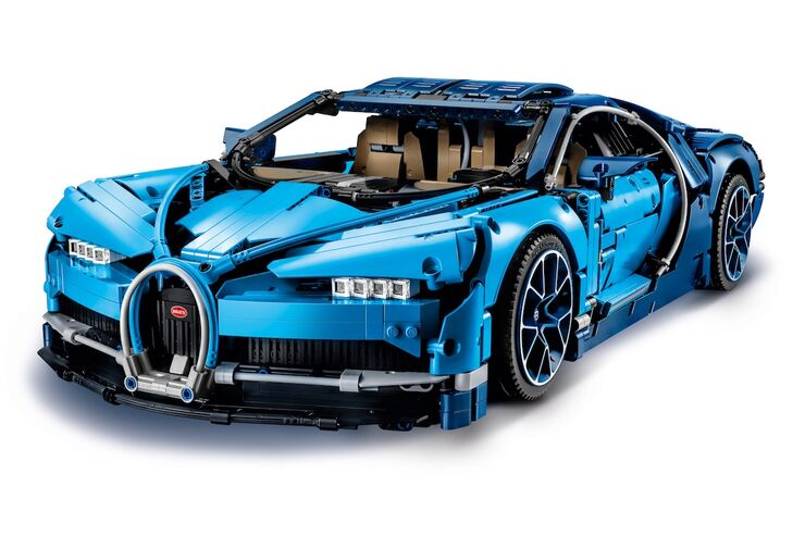 neuer lego technic bugatti chiron 42083 vorgestellt. Black Bedroom Furniture Sets. Home Design Ideas