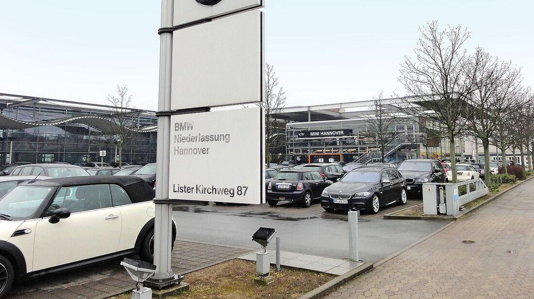 07/2013 Werkstättentest BMW