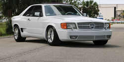 07/2019, 1987 Mercedes-Benz 1000 SEL Autosalon 2000 Super Sport