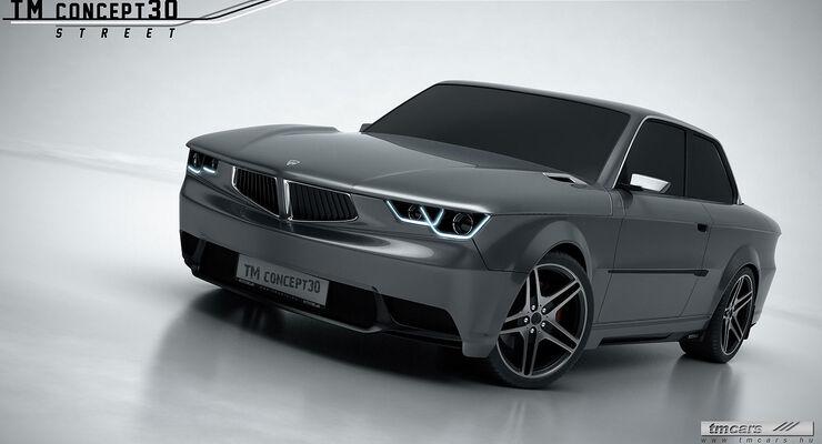 08/2012, BMW 3er E30 TM Concept 30