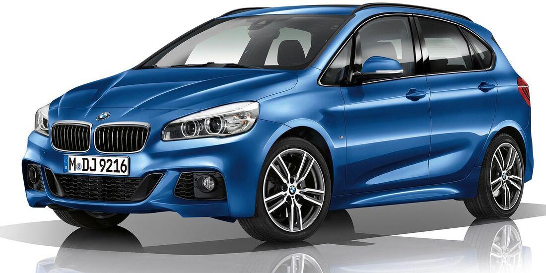 08/2014, BMW 2er Active Tourer