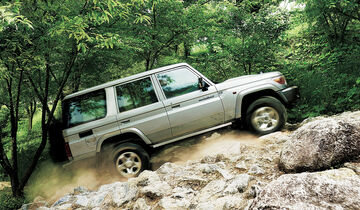08/2014, Toyota Land Cruiser 70 Neuauflage Japan
