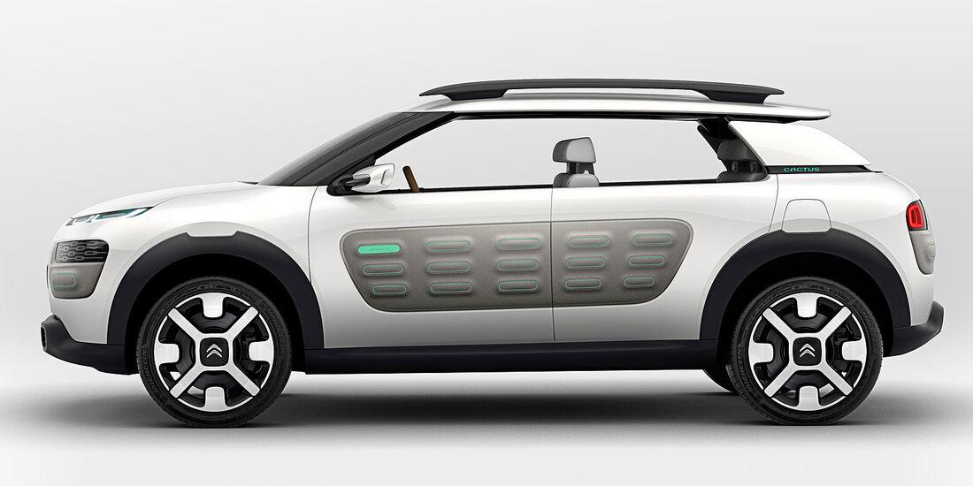 09/2013 Citroen Cactus Concept