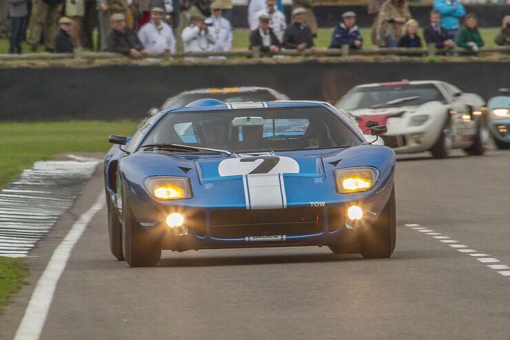 09/2013 - Goodwood Revival Meeting 2013