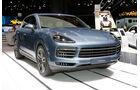 09/2017, Porsche Cayenne Facelift