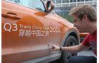 10/2011 Audi Q3 Trans China Tour 2011, Tag 10, Guangzhou-Zhaoqing