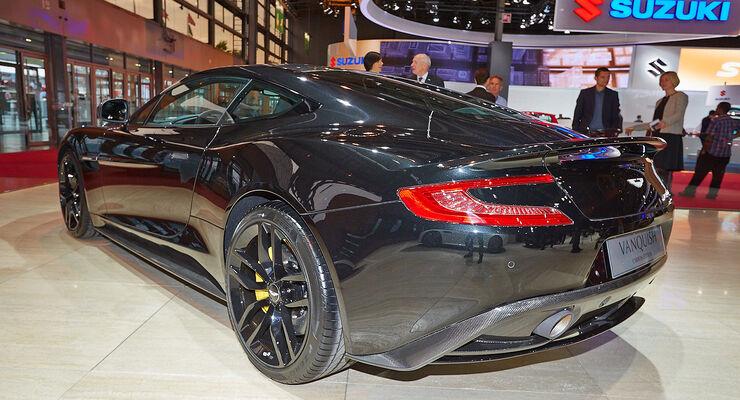 10/2014, Aston Martin Vanquish Carbon Edition